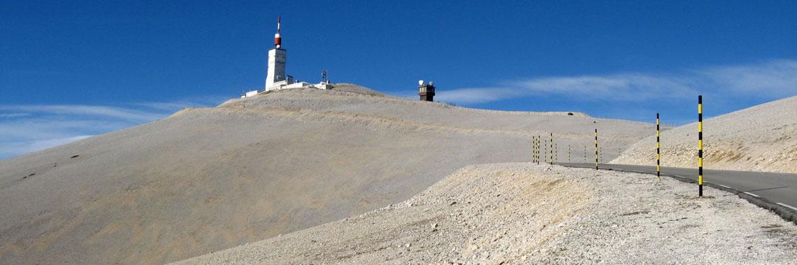 Alps & Mont Ventoux