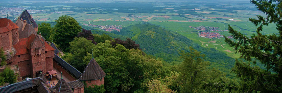 Alsace Hiking