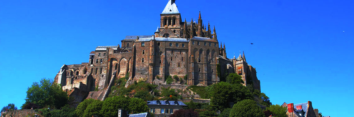Cycle Brittany Coast to Mont St Michel